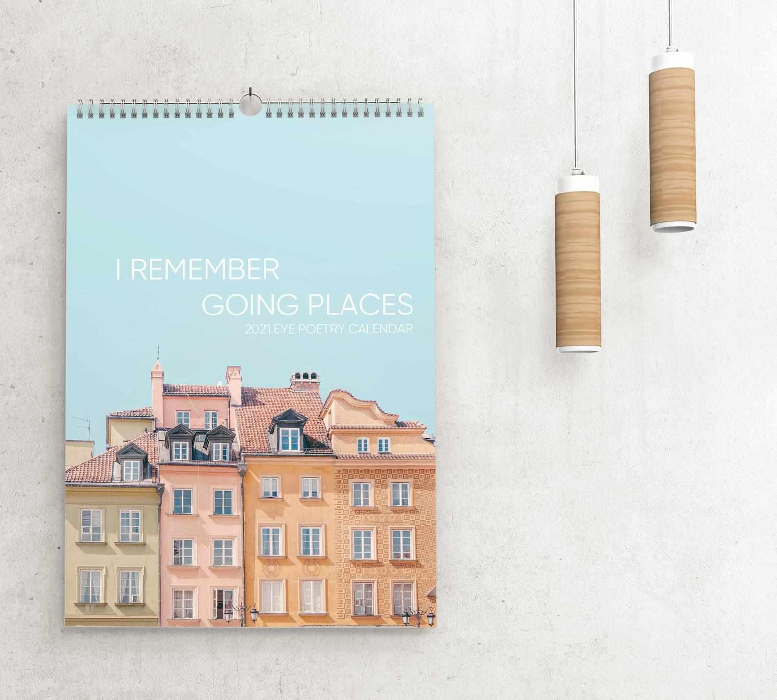 Travel Photography Calendar
