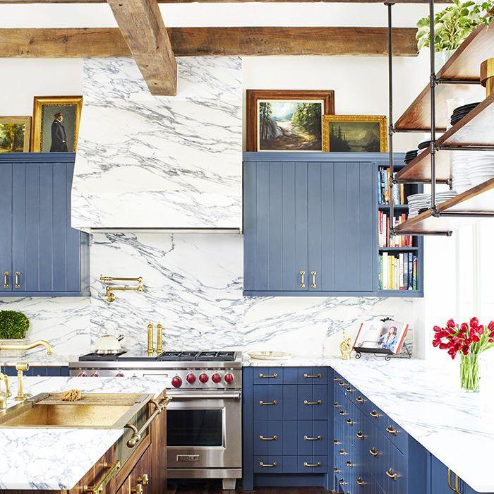 Brooklyn Decker's kitchen