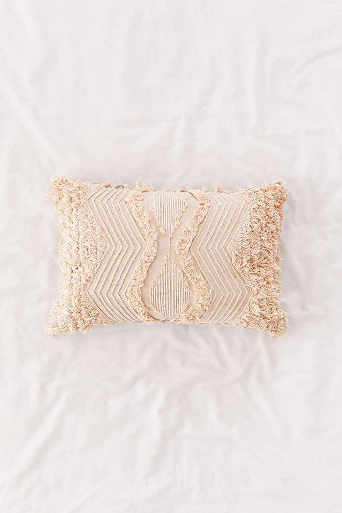 Rosie Shag Bolster Pillow