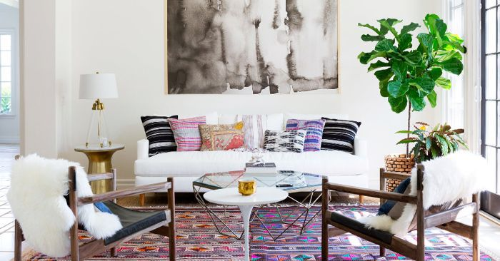 8 Easy Ways to Make Your Living Room Extra Cozy