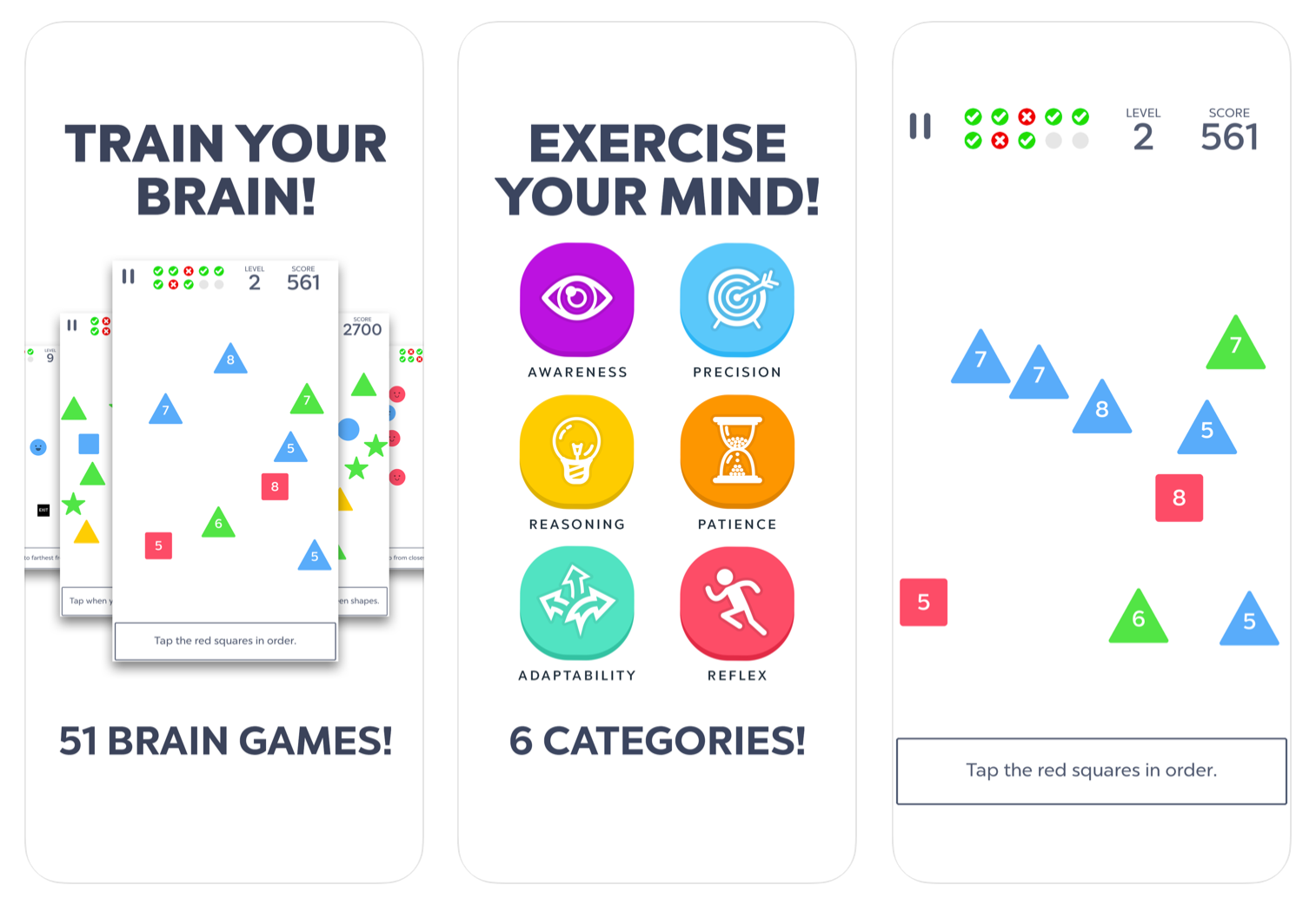 Top 5 High IQ Mobile games to Exercise your Brain