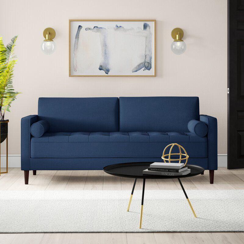 Square Arm Sofa