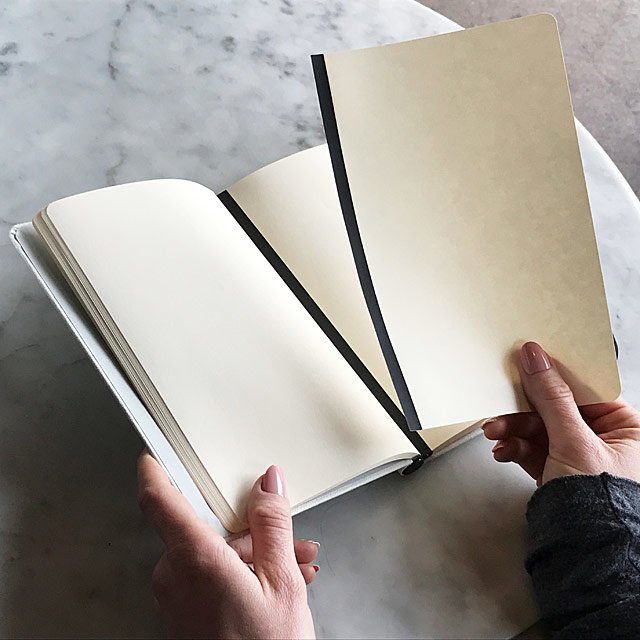 magnetic notebook