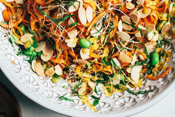 8 Delicious Spiralizer Recipes To Try At Home Tonight