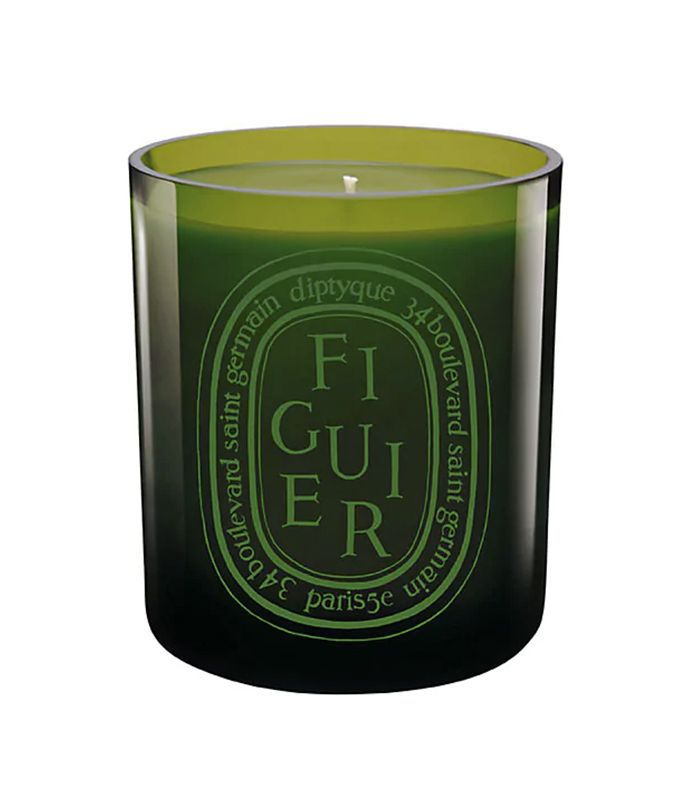 Colored Figuier Candle