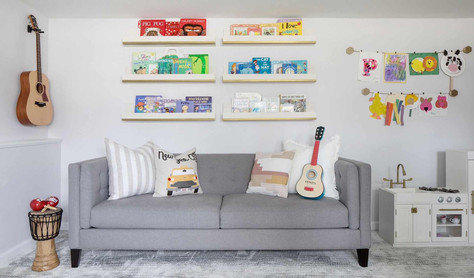 sophisticated kids room ideas
