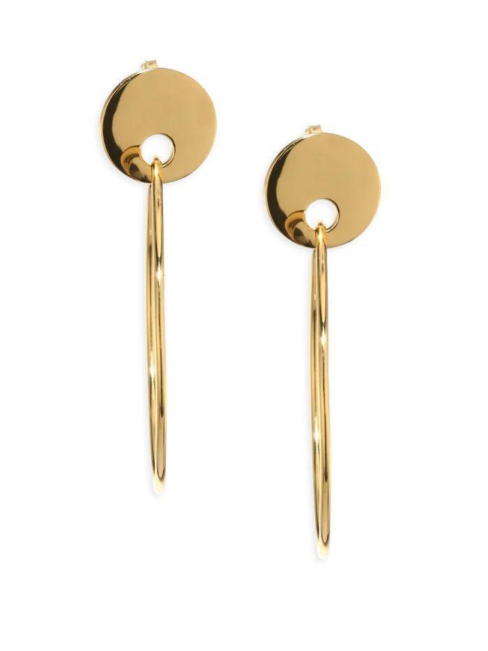Jules Smith Imogen Hoop Earrings