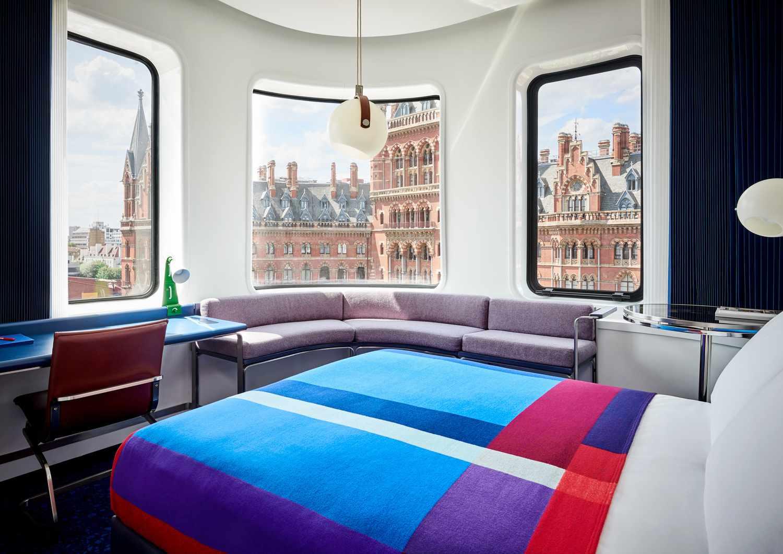 La habitación estándar de Londres