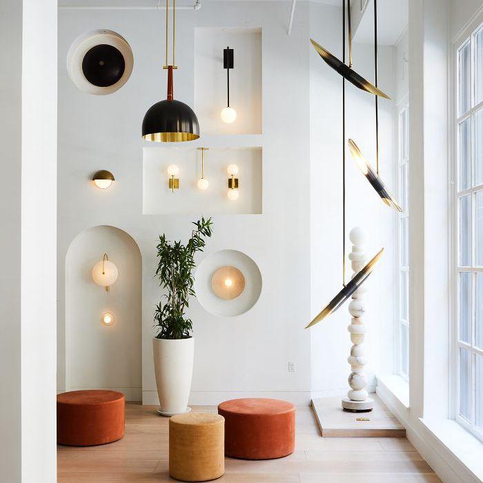 Allied Maker—lighting designs