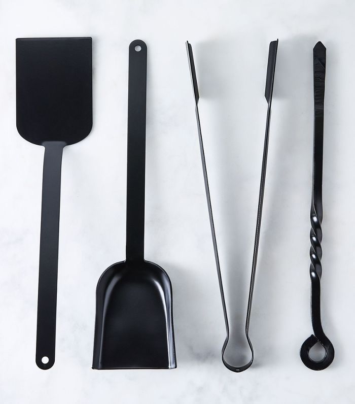 Billy Twang Hand-Forged Iron Grill Tools