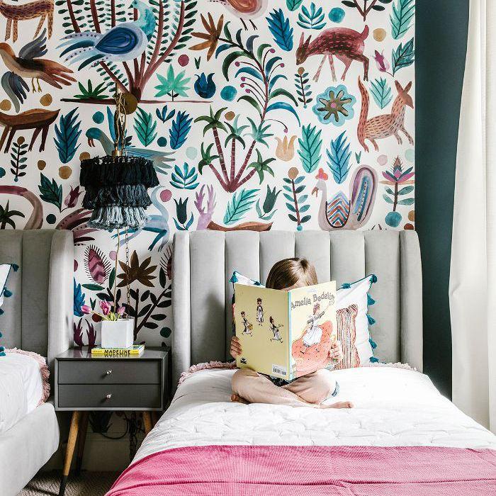 Colorful kid's room