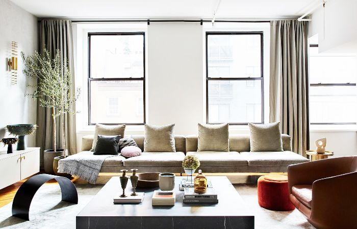 20 Luxe Living Room Design Ideas