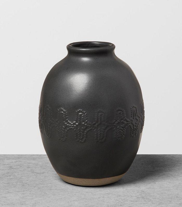 Hearth & Hand with Magnolia Dark Gray Vase