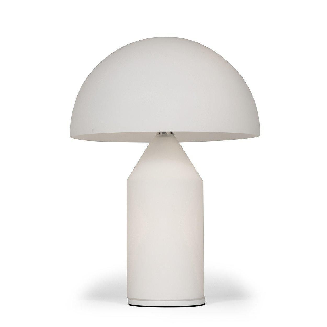 Mid Century Mushroom Table Lamp