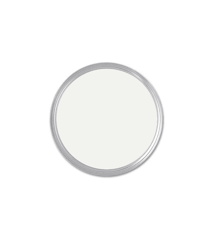 Benjamin Moore Super White paint