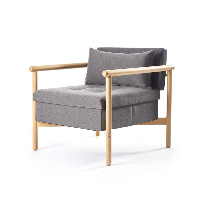 Kvell Storage Lounge Chair
