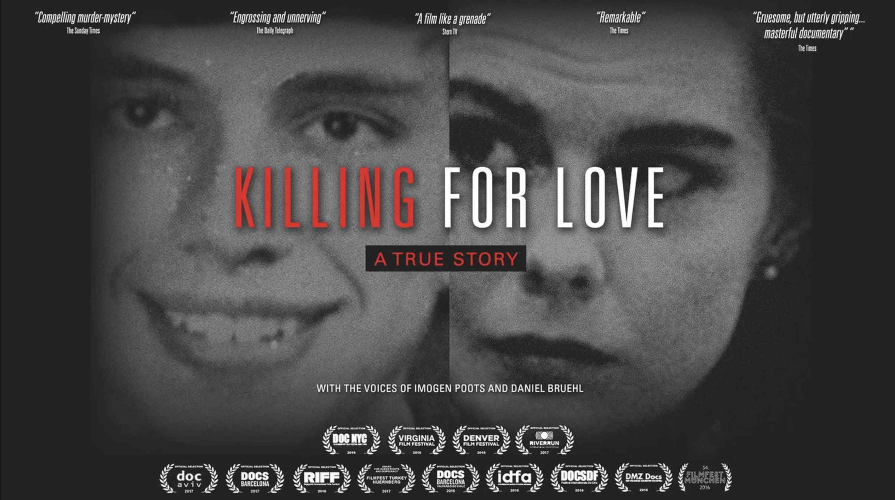 Killing for Love poster