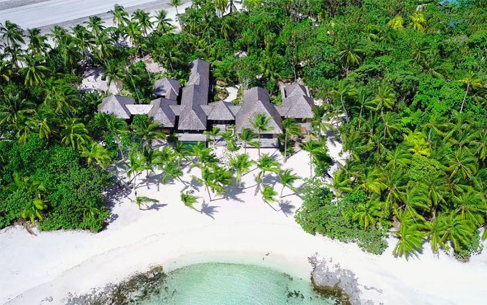 Islas privadas para alquilar - Nukutepipi, Tahití
