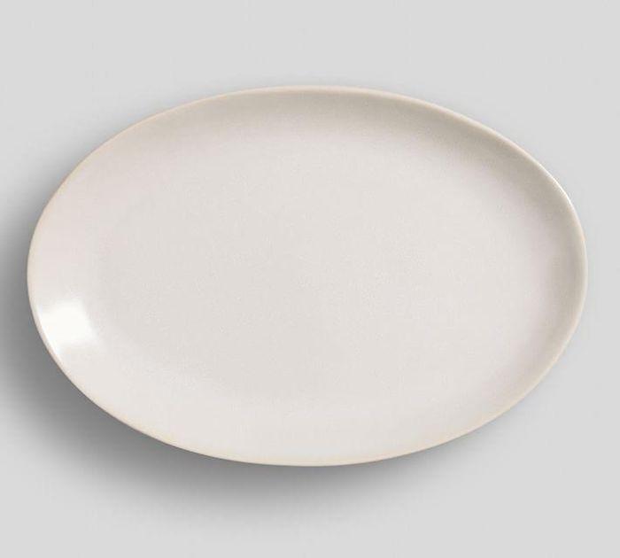 Mason Serve Platter - Ivory