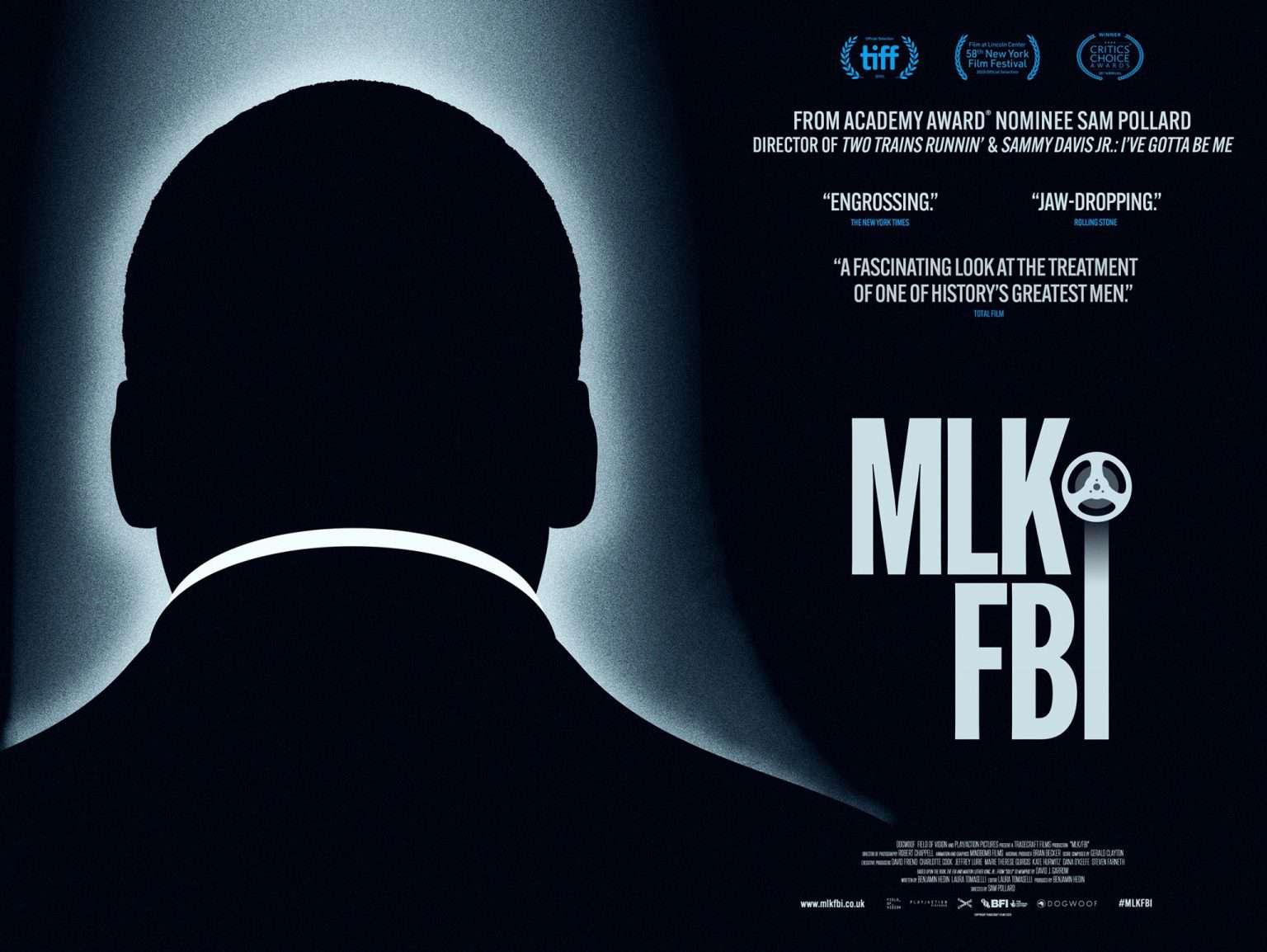 MLK/FBI documentary poster