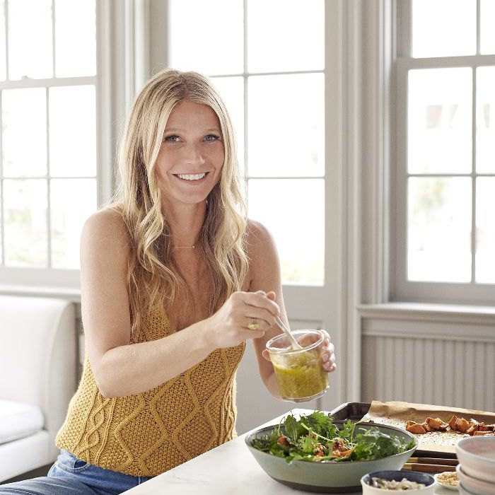 Gwyneth Paltrow—clean plate cookbook