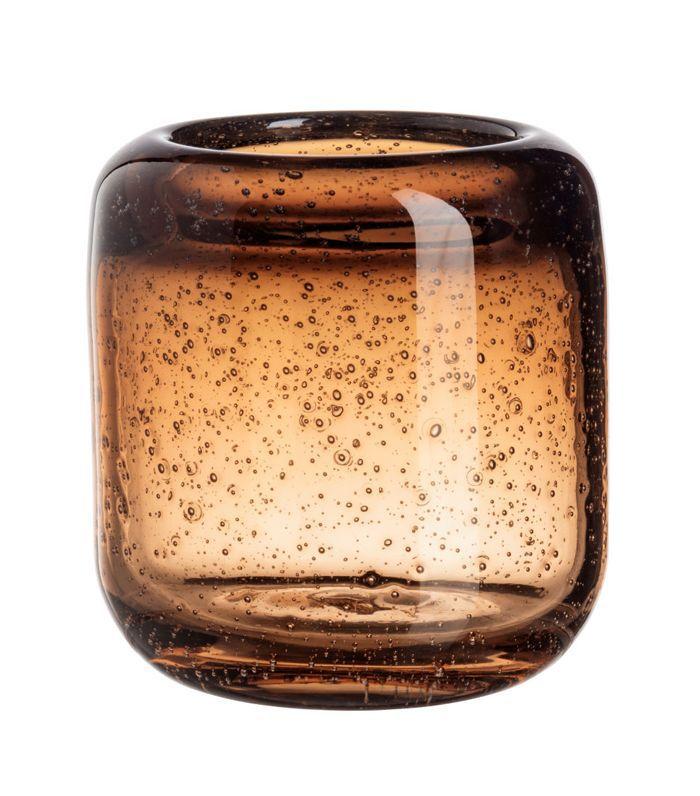 Glass Tealight Holder