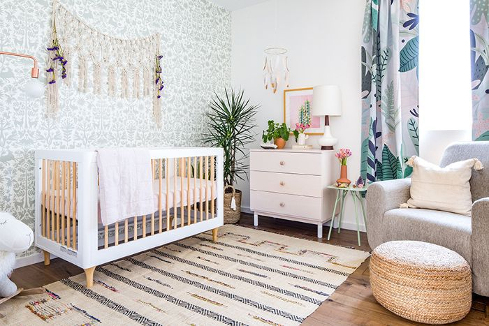 We Can T Stop Staring At This Sweet Boho Nursery