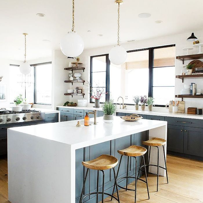 12 Kitchen Islands That Give Us Design Envy