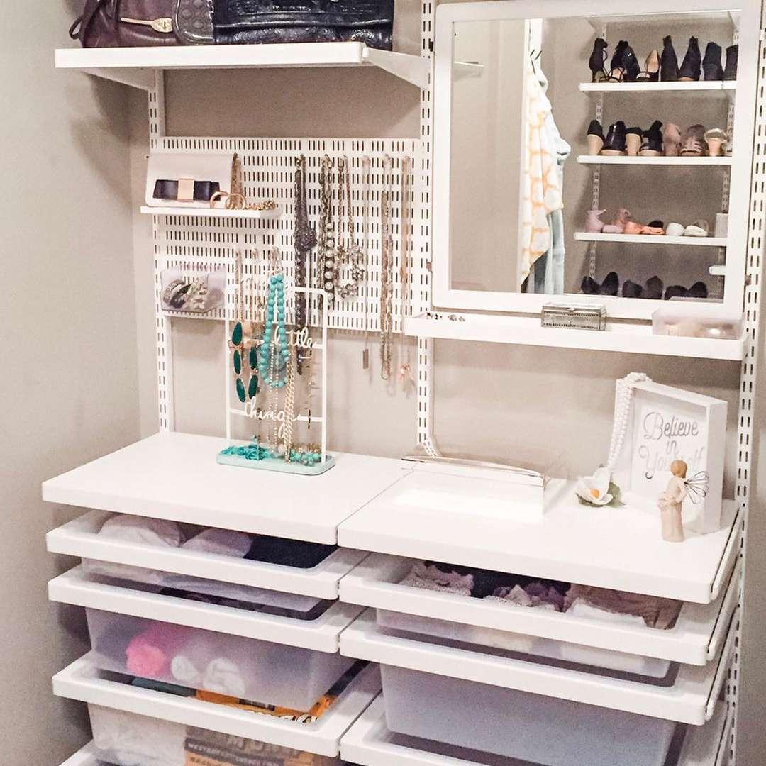 jewelry storage hardware rack