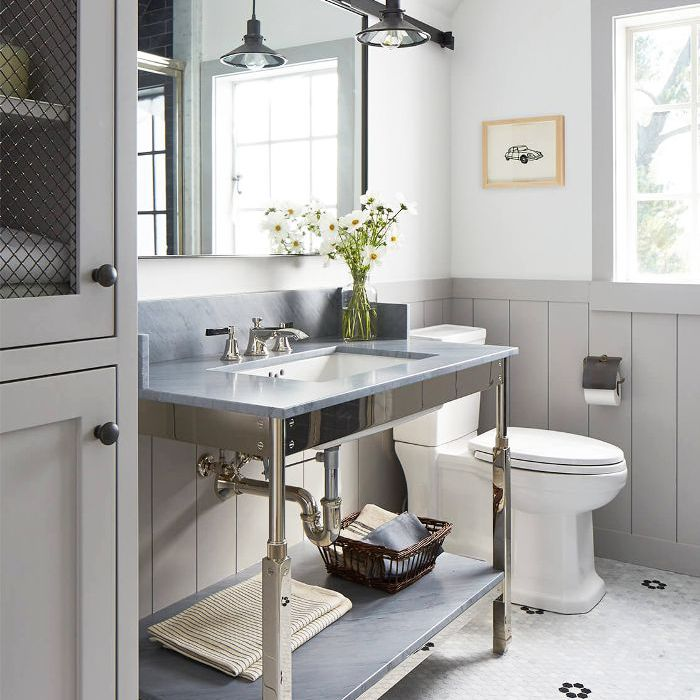 5 of the Best Small Bathroom Ideas Ever (They\'re Genius)