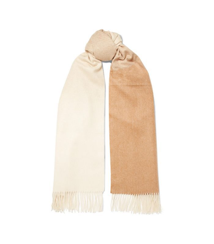 Johnstons of Elgin Ombré Cashmere Scarf