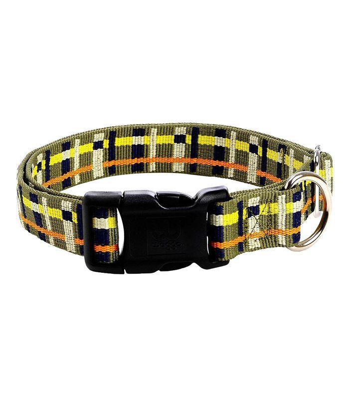 Waggo Playful Plaid Collar