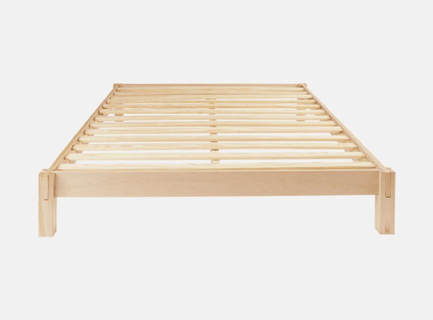 Helix Wooden Bed Frame