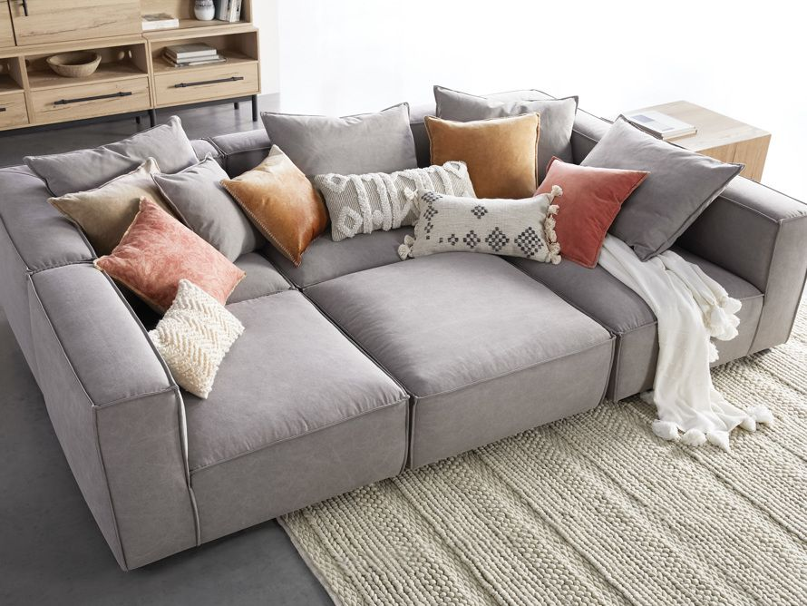 The 14 Best Sectional Sofas Of 2021, Kid Friendly Sectional Sofas