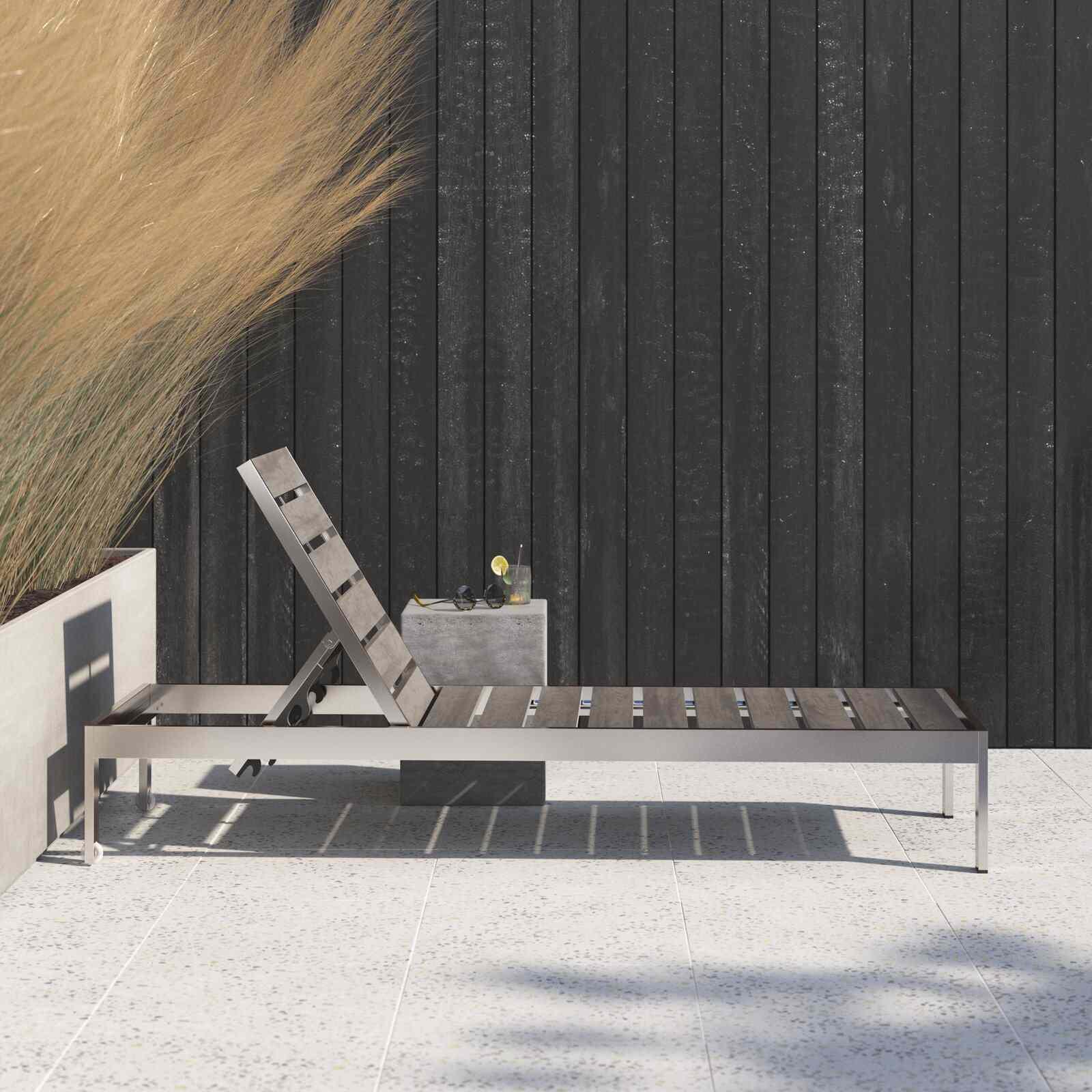 Cartana Reclining Chaise Lounge