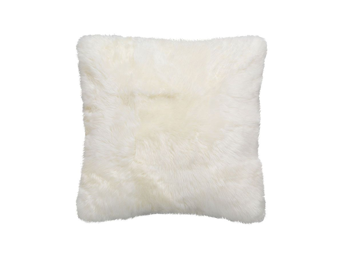 Evalinn sheepskin pillow cover