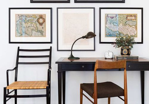 Katie Hodges Design—Gallery Wall Layouts