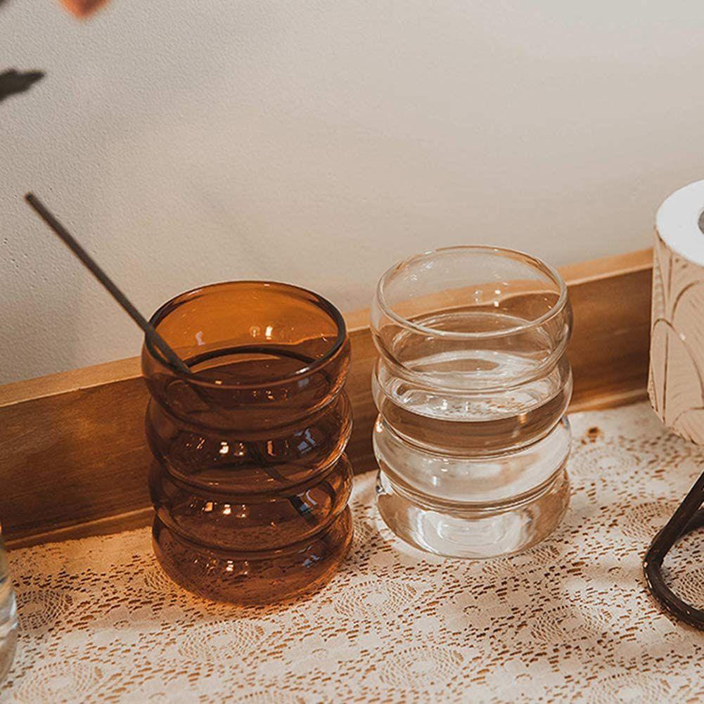 Peyan Clear Glass Cup