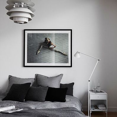 . Find Out How to Style the Black and White Bedroom Look