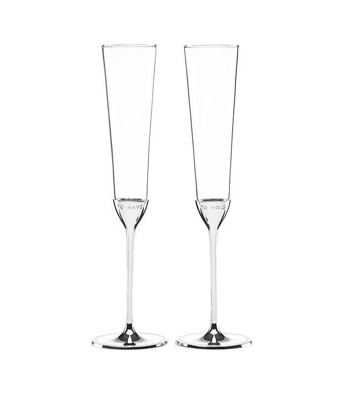 Kate Spade New York 'Take The Cake' Champagne Flutes
