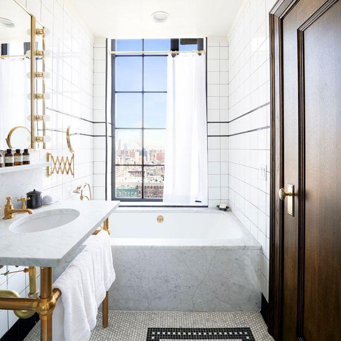 El baño de Ludlow
