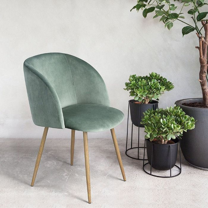 Midcentury Velvet Chairs—Amazon