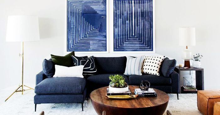 5 Small Sectional Sofas to Fit The Smallest of Spaces