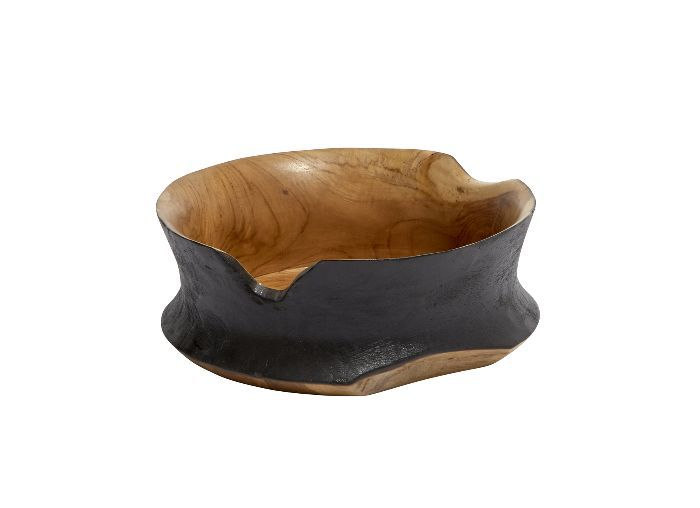 Threshold Decorative Wooden Bowl