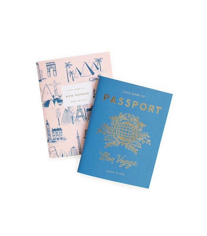Passport Pocket Notebook Set