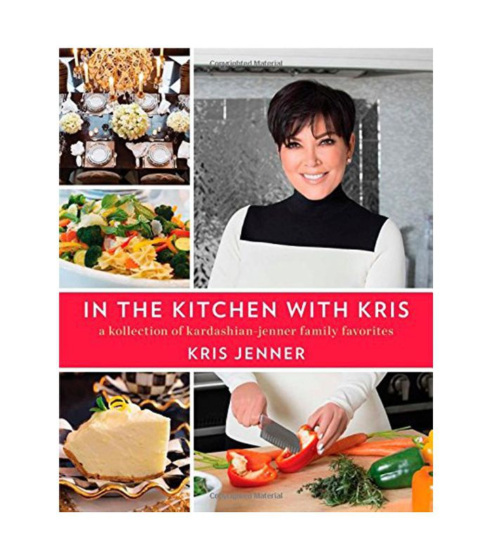 Kris Jenner In the Kitchen with Kris