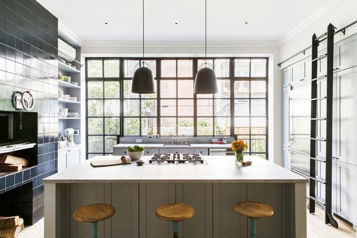 Kitchen Layouts — Horseshoe