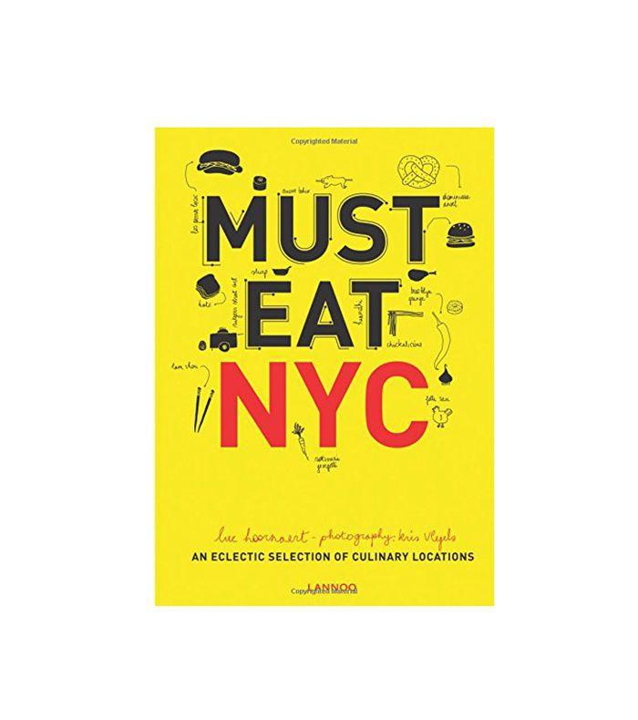 Must Eat NYC by Luc Hoornaert