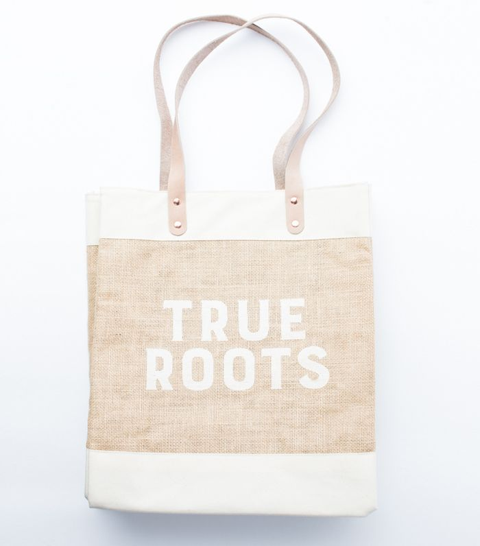 Uncommon James True Roots Market Tote
