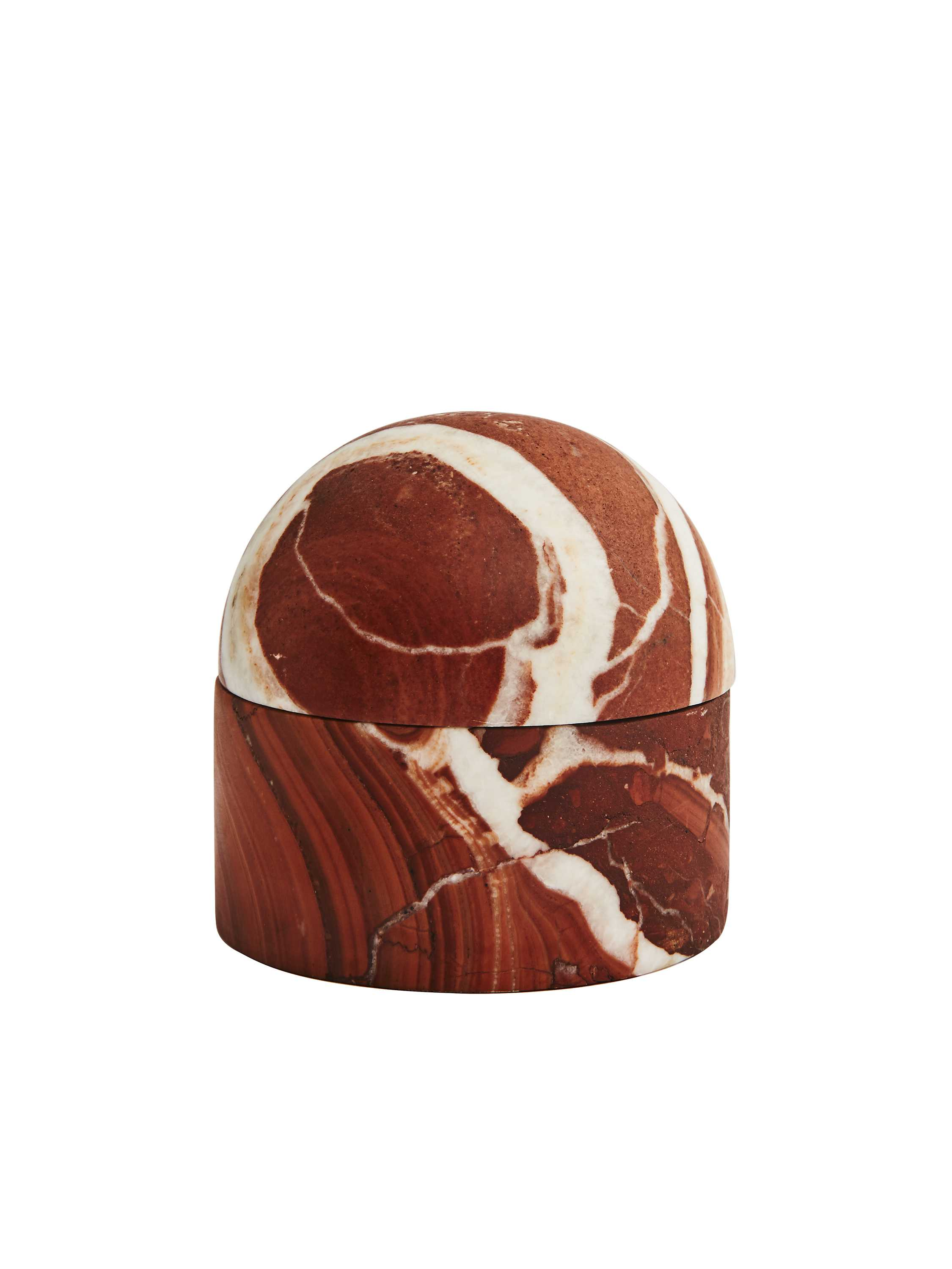 Greg Natale Beehive Box Small Rosso